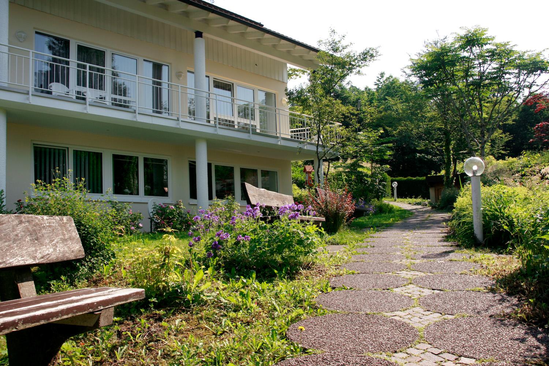 Hallwang Private Oncology Clinic Garden _MG_9317_retusche